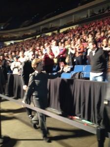 US First Lady Laura Bush at Get Motivated Seminar in Tulsa