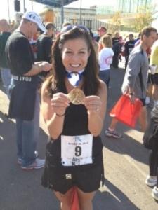 Tulsa Run 2011 Celebrity Runner