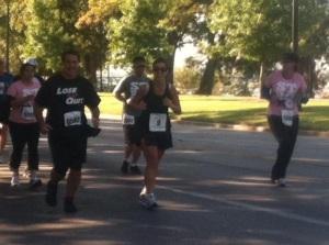 Final 1.5 miles of Tulsa Run 2011